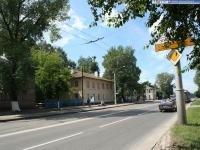 улица Фучика, остановка