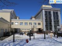 Вид на Национальную библиотеку