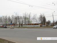 Перекресток Проспекта Яковлева, улицы Ленинского Комсомола и Вурнарского шоссе