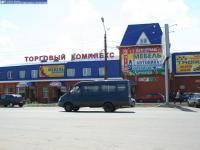 Торговый комплекс возле автовокзала
