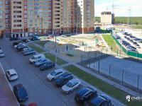 Двор детская площадка