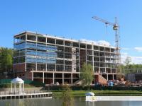 Строительство административно-развлекательного комплекса