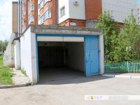 Въезд в подземные гаражи