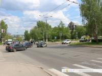 Перекресток улицы Пирогова и Московского проспекта