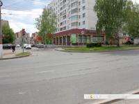 Перекресток Московского проспекта и улицы Пирогова