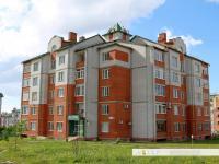 Дом 8 на улице Юрьева