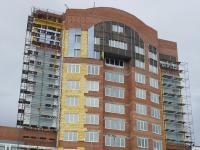 Строительство здания МВД