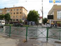 Закрытый пешеходный переход
