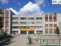 Школа 59 - Лебедева 13