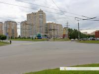 Перекресток улиц Университетская и Мичмана Павлова