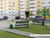 Двор с фонтаном на Университетской 38-4