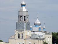 Церковь в поселке Ибреси