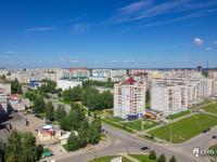 Перекресток ул. Строителей и ул. Винокурова