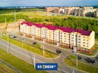 Вид на ул. Токарева 18