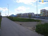 Пешеходная дорожка вдоль пр. Айги
