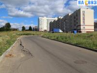 Дорога у дому пр. Айги 13к1