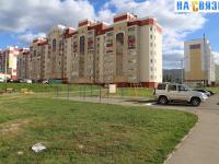 Площадка у дома Дементьева 18к1