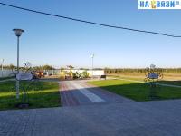 Детская площадка на улице Галкина