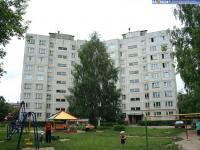 Двор дома 26А по улице Винокурова