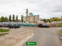 Строительство мечети