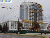 Стройка нового здания МВД