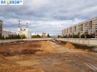 Площадка под строительство магазина