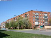Дом 1 по улице Хузангая