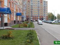 Двор, гостевая парковка