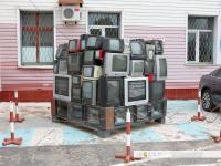 Памятник телевизору