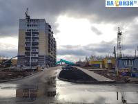 Вид на позицию 1.7 Новый город