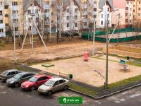 гостевая парковка детская площадка
