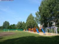 Спортивная площадка 39 и 34 школ