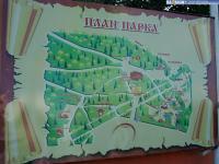 "План парка ""Лакреевский лес"""