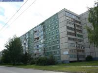 Дом 36 по улице Кадыкова