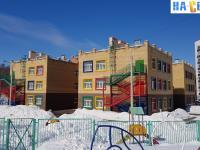 Детский сад №204 (ул. Эльменя 32)