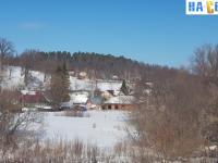 Вид на дома по улице Красногороская