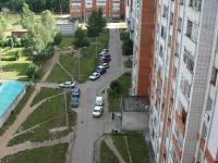 Дворы домов по улице Пролетарская