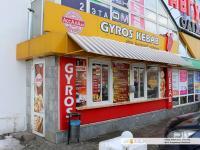 """""""Gyros kebab"""""""