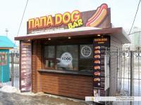 """Папа dog bar"""