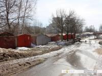 Железные гаражи