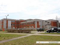 Заброшенное здание института