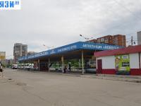 Автостанция Новосельская