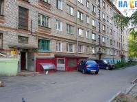 Двор дома Ленина 51к1