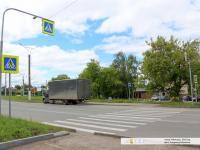"""Остановка """"Улица Чкалова"""""""