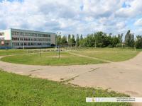 Футбольное поле между 14 и 16 школами