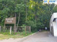 Белка Парк в роще Гузовского