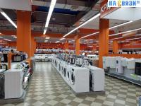 Внутри гипермаркета ДНС