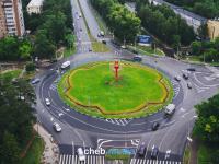 Турбокольцо на Московском проспекте