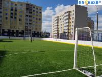 Универсальная спортивная площадка Соляное