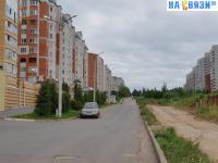 Дорога вдоль дома